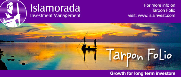 Islamorada Investment Management - Contact us at: http://www.islainvest.com